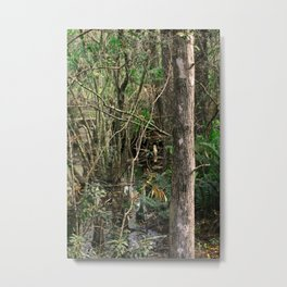 Everlasting Impressions Metal Print