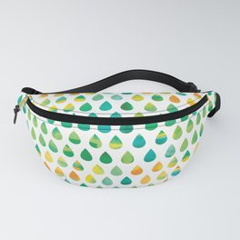 Monsoon Rain Fanny Pack