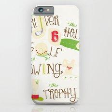 Golf  Slim Case iPhone 6s