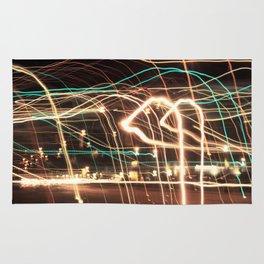 Light Landing Rug