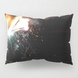 A Light in the Dark Pillow Sham