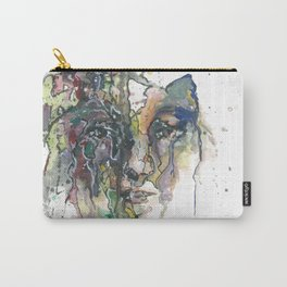 Unravelling With Every Word Carry-All Pouch