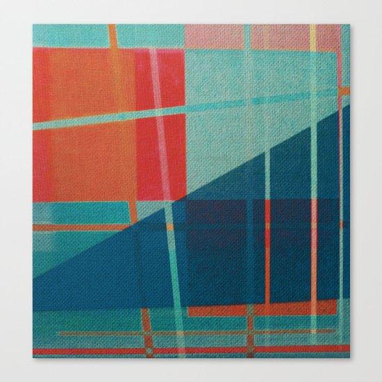 Foursquare Canvas Print