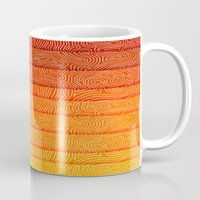 sunrise Mugs featuring Sunrise by Diogo Verissimo