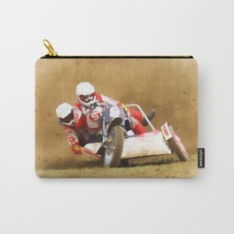 The race is on Carry-All Pouch
