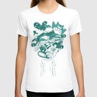 ghibli T-shirts featuring Studio ghibli mash up by Herdhi