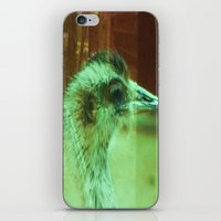 1975 iPhone & iPod Skins featuring Double Exposure error 1975 by RokinRonda