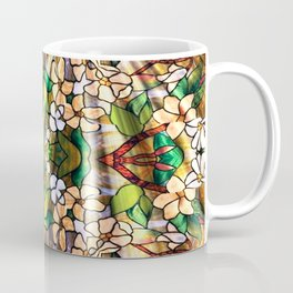 Flower Forest Abstract Coffee Mug