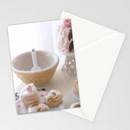 Baking Serenity  Stationery Cards