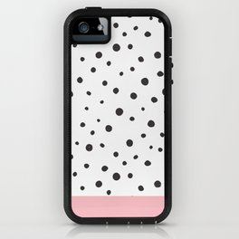 Dots | by Kukka iPhone Case
