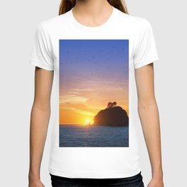 Sunset at First Beach - La Push .3 T-shirt