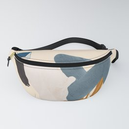 Lost in my books Fanny Pack