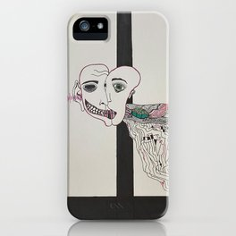 Yeah, I Hear That Too iPhone Case
