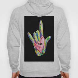 I Heart ASL Hoody