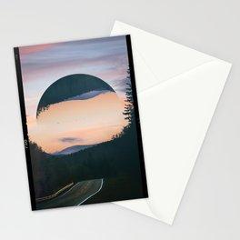Nostalgia Summer Night Stationery Cards