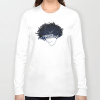 cowboy bebop Long Sleeve T-shirts featuring Space Cowboy by Pyier Trpn