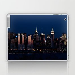 NYC Sunset Laptop & iPad Skin