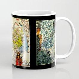 Muses: Disfigured, Deceit, Despair Coffee Mug
