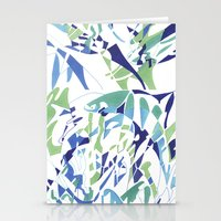 dolphins Stationery Cards featuring DOLPHINS by Alex Rocha