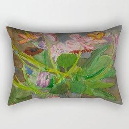 Felicity House Arrangement Rectangular Pillow