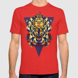 Golden Tutankhamun - Pharaoh's Mask T-shirt