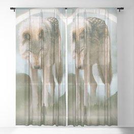 aegis | wolf Sheer Curtain