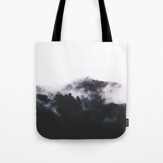 Scandinavian Forest Tote Bag