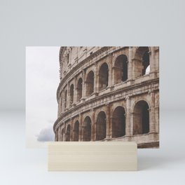 Coliseu Roma   Colosseo Mini Art Print