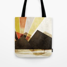 Unclaimed Mountain #2 Tote Bag