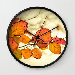 Leave me alone! Wall Clock