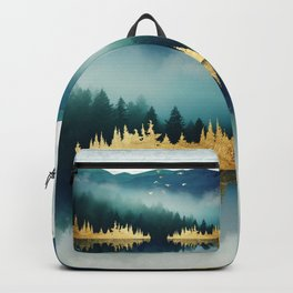 Mist Reflection Backpack