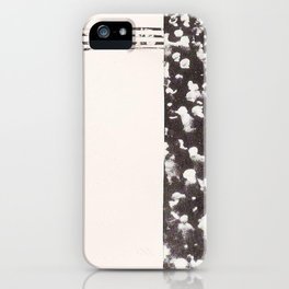 an occasional woman iPhone Case