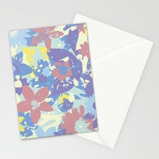 SECRET GARDEN II Stationery Cards