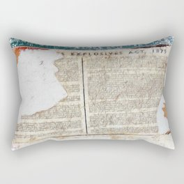 Explosive 1875  Rectangular Pillow