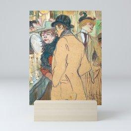 Henri de Toulouse-Lautrec, Alfred la Guigne, 1894 Mini Art Print