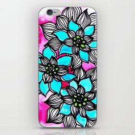 Flower Power 3 iPhone Skin