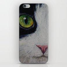 Japanese Bobtail Cat iPhone & iPod Skin