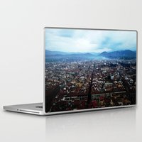 florence Laptop & iPad Skins featuring Florence by grrrenadine