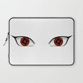 Eyes of Shunshin no Shisui Laptop Sleeve