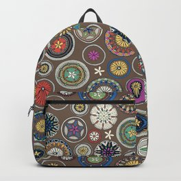pango mandala truffle Backpack