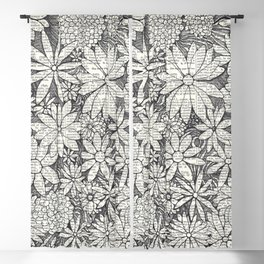 Bloomers Blackout Curtain