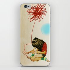 Nail Varnish iPhone & iPod Skin