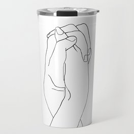 Never Let Me Go II Travel Mug