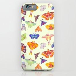 Moth - pastel iPhone Case