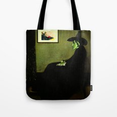 Wizzler's Mother  |  Wicked Witch Tote Bag