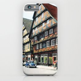 classic poster Celle iPhone Case