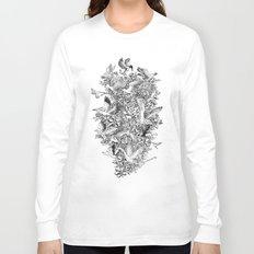 Blooming Flight Long Sleeve T-shirt