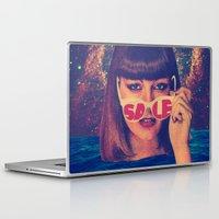sale Laptop & iPad Skins featuring Sale! by Serra Kiziltas