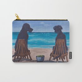 The Perfect Beach Day Carry-All Pouch