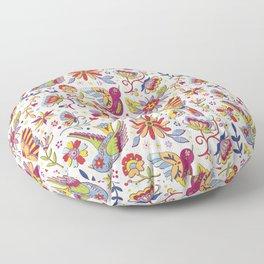 Otomi folk Floor Pillow